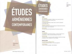 etudes_arméniennes contemporaines 01