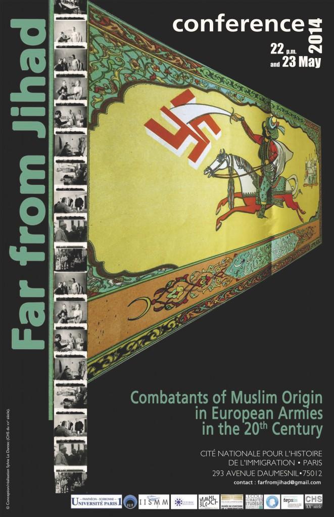 Affiche Far from jihad-colloque2014réd. copie