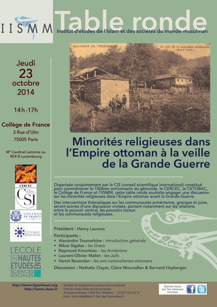 2014-10-23 Minorités_empire ottoman