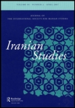 Iranian_Studies_Journal