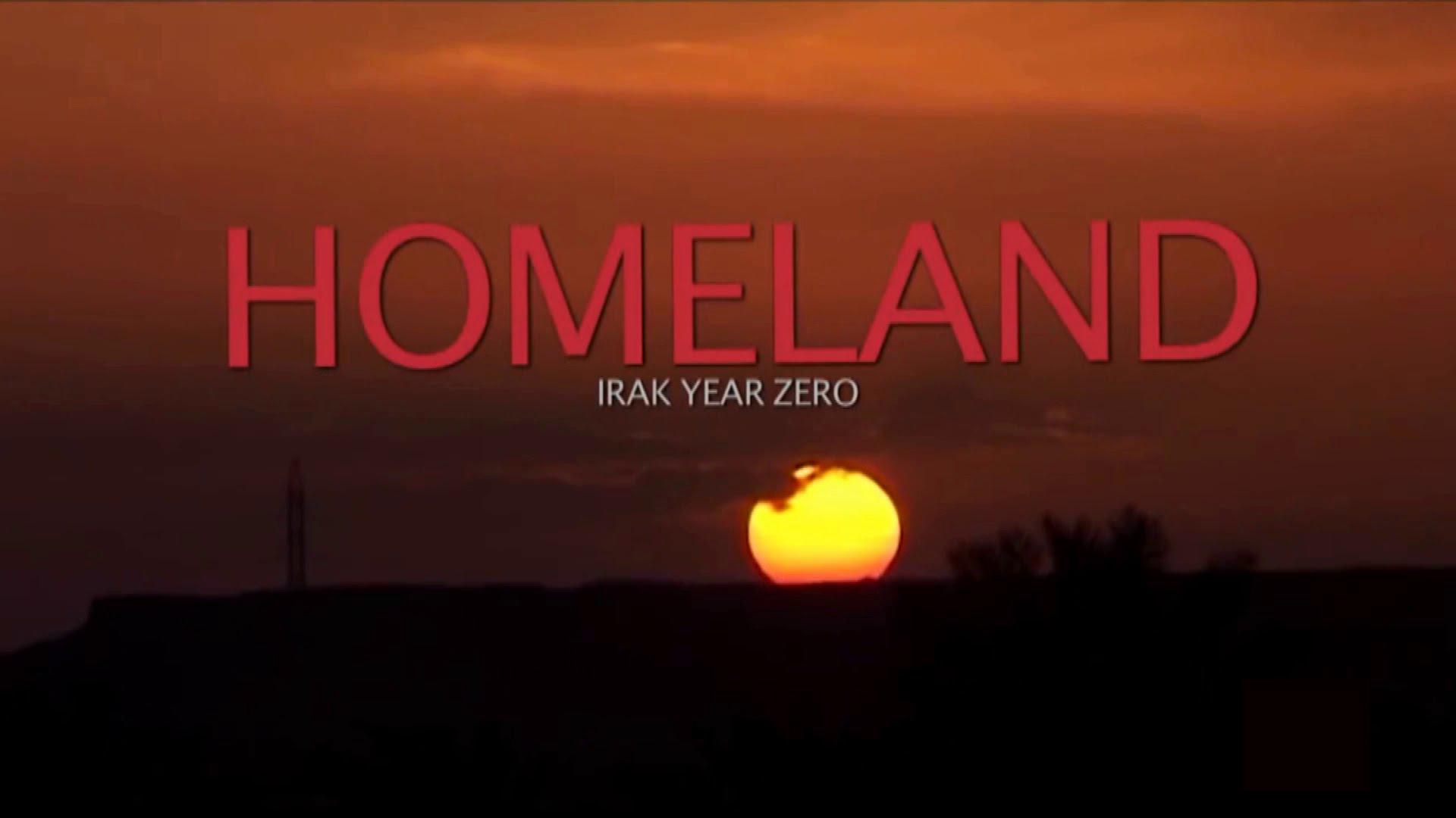homeland couverture