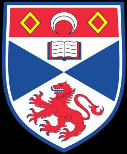 logo university of st andrews