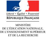 logo ministère recherche