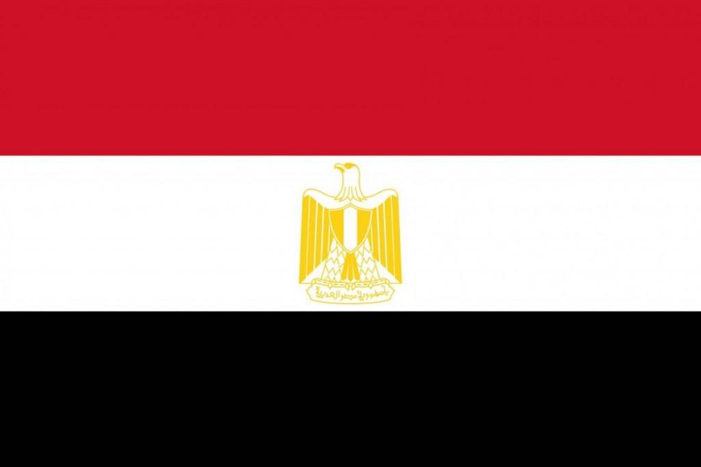 drapeau égypte