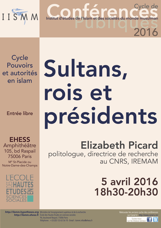 sultans, rois et présidents