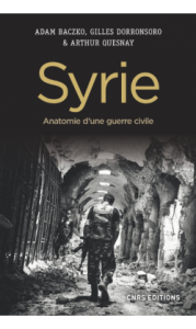 parution syrie