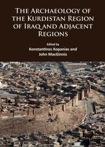 ouvrage archéologie kurdistan
